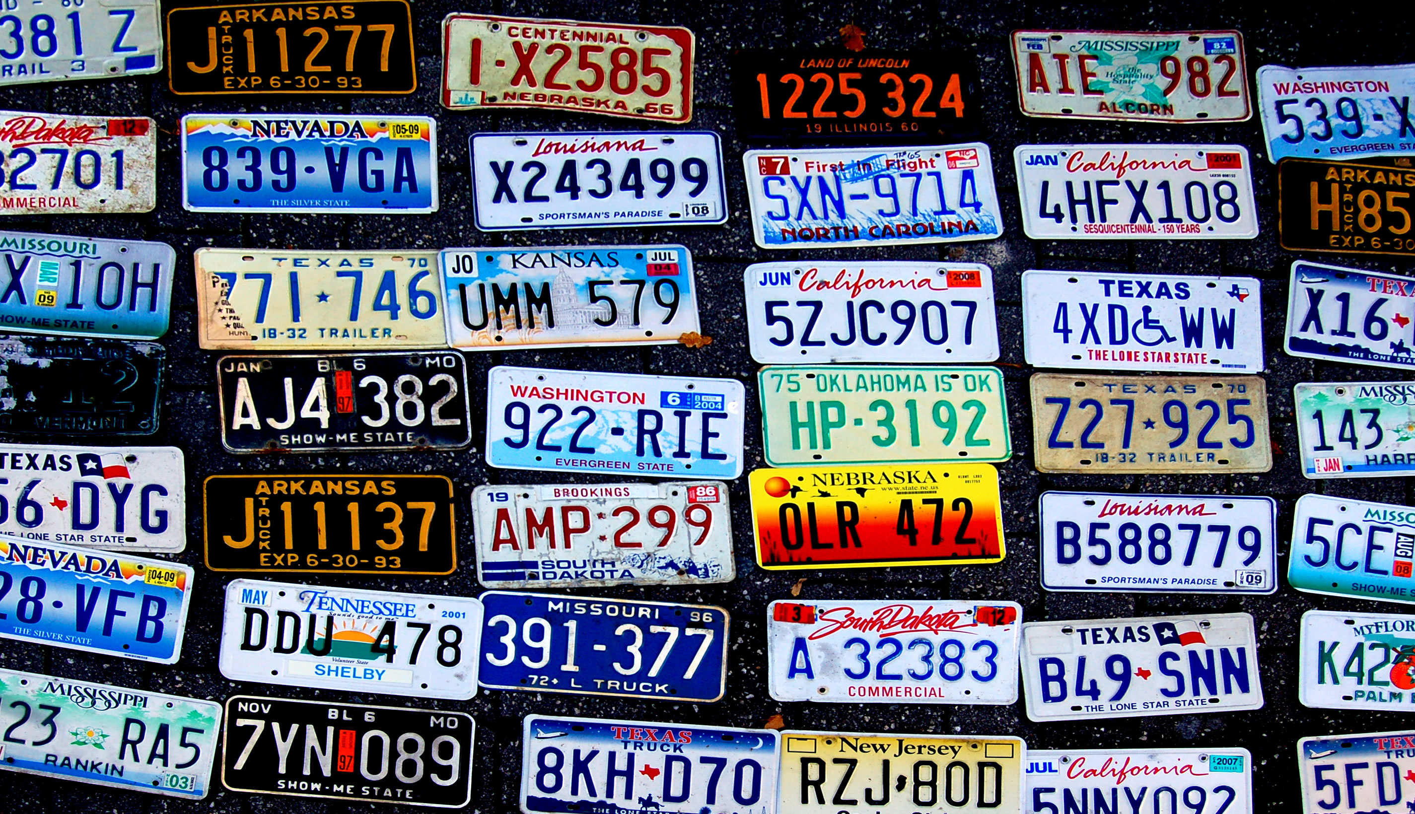 Florida Dmv Registration Renewal >> Illinois License Plate Laws - Illinois Car Laws